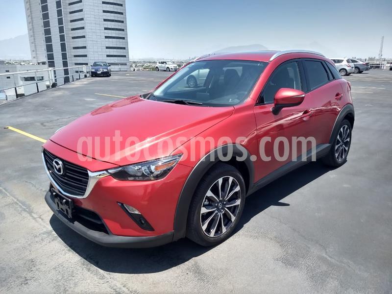 Foto Mazda CX-3 i Sport 2WD usado (2019) color Rojo precio $316,900