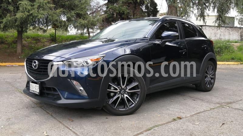 Mazda CX-3 i Sport 2WD usado (2018) color Azul precio $285,000
