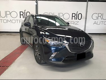 Mazda CX-3 i Grand Touring usado (2016) color Azul Marino precio $254,000