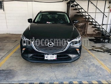 Mazda CX-3 i Grand Touring usado (2018) color Gris Meteoro precio $277,500