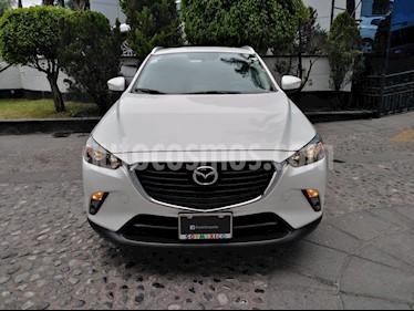 Mazda CX-3 i Sport 2WD usado (2017) color Blanco Cristal precio $245,000