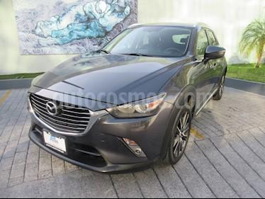Mazda CX-3 i Grand Touring usado (2016) color Gris precio $249,000