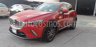 Mazda CX-3 i Grand Touring usado (2017) color Rojo precio $279,900