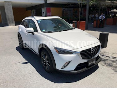 Mazda CX-3 i Grand Touring usado (2017) color Blanco precio $319,900