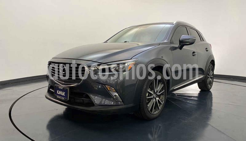 Mazda CX-3 i Grand Touring usado (2017) color Gris precio $297,999