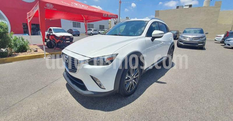 Mazda CX-3 i Grand Touring usado (2016) color Blanco precio $265,000
