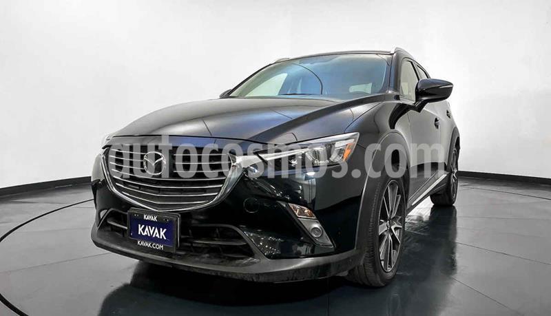 Mazda CX-3 i Grand Touring usado (2017) color Negro precio $292,999
