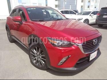 Mazda CX-3 i Grand Touring usado (2016) color Rojo precio $240,000