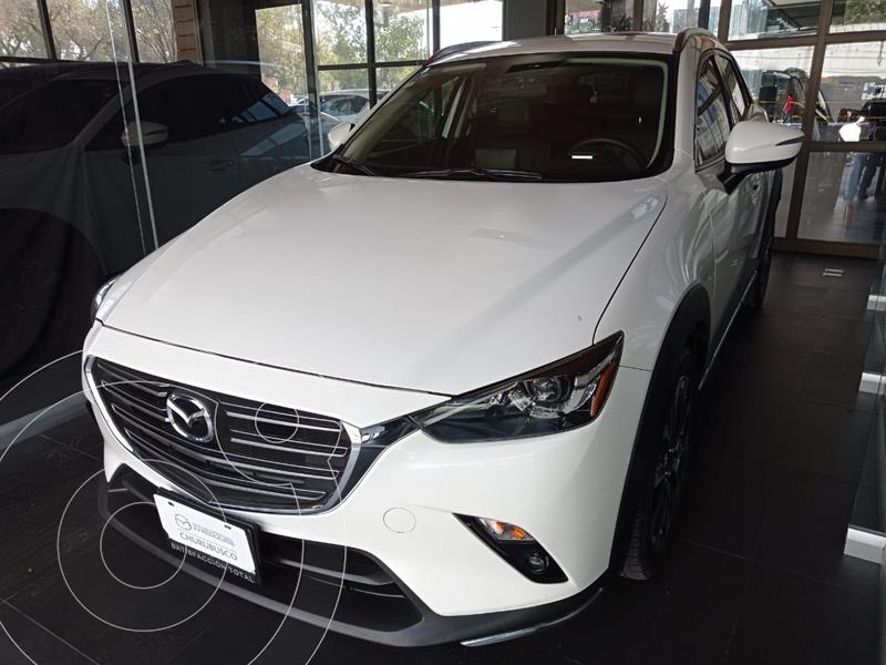 Mazda CX-3 i Grand Touring usado (2019) color Blanco Cristal precio $335,000