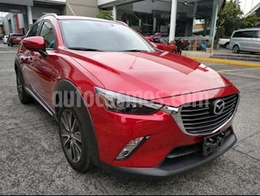 Mazda CX-3 5P I GRAND TOURING 2.0L TA PIEL QC RA-18 usado (2018) color Rojo precio $315,000