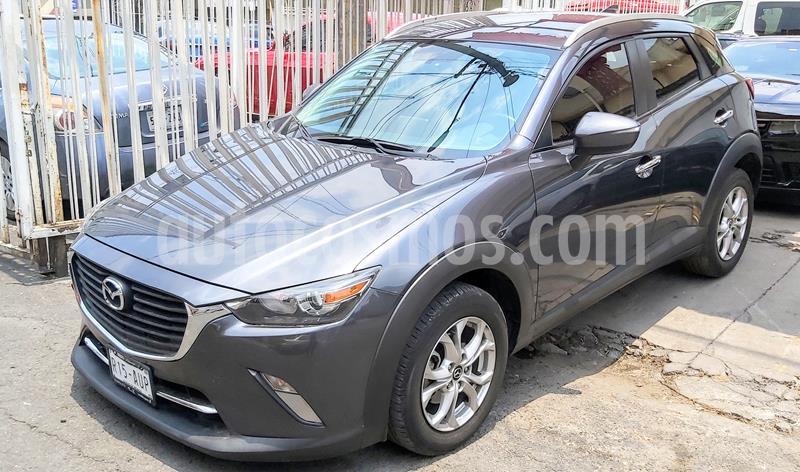 Mazda CX-3 i 2WD usado (2017) color Gris precio $240,000