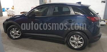 Mazda CX-3 Touring 4x2 Aut usado (2017) color Azul precio $72.000.000