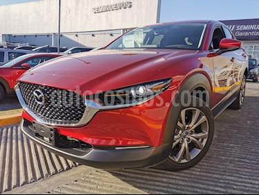 Mazda CX-30 i Grand Touring usado (2020) color Rojo precio $430,000