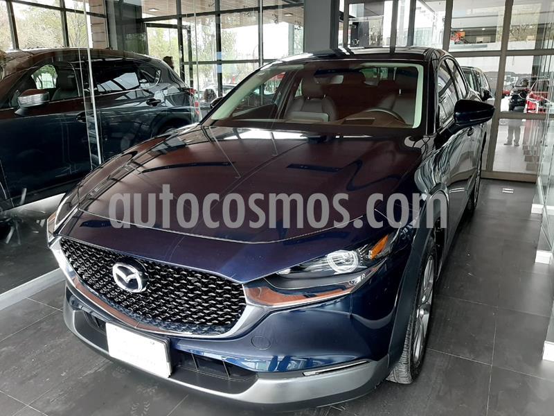 Mazda CX-30 i Grand Touring usado (2020) color Azul Marino precio $410,000