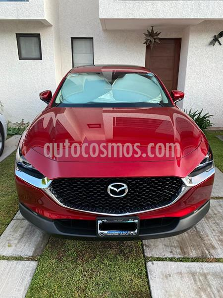 Mazda CX-30 i Grand Touring usado (2020) color Rojo precio $395,000