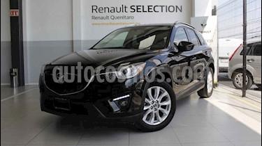 Foto venta Auto usado Mazda CX-5 2.0L i Grand Touring (2015) color Blanco precio $280,000