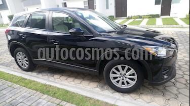 Mazda CX-5 2.0L i Grand Touring usado (2016) color Negro precio $270,000