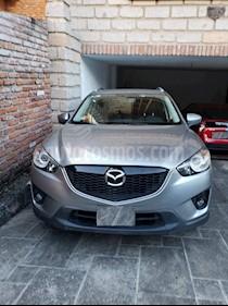 Mazda CX-5 2.0L i Grand Touring usado (2013) color Aluminio precio $225,000