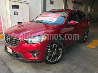 Foto venta Auto usado Mazda CX-5 2.0L i Grand Touring (2016) color Rojo precio $305,000