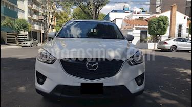 Foto venta Auto usado Mazda CX-5 2.0L i Grand Touring (2014) color Blanco Cristal precio $265,000