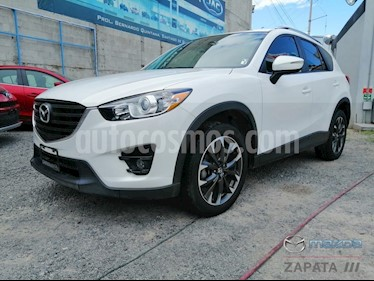 Mazda CX-5 2.0L i Grand Touring  usado (2016) color Blanco Cristal precio $298,000