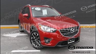Foto venta Auto Seminuevo Mazda CX-5 2.0L i Grand Touring (2017) color Rojo precio $335,000