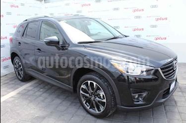 Foto venta Auto usado Mazda CX-5 2.0L i Grand Touring (2016) color Negro precio $265,000