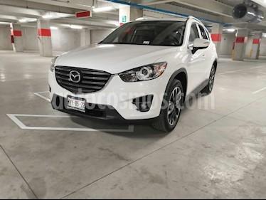 Foto venta Auto usado Mazda CX-5 2.0L i Grand Touring (2016) color Blanco precio $288,000
