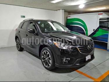 Foto venta Auto usado Mazda CX-5 2.0L i Grand Touring (2016) color Negro precio $289,900