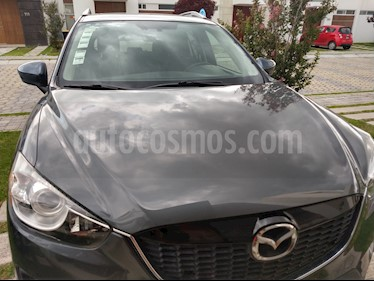 Foto Mazda CX-5 2.0L i Grand Touring usado (2013) color Gris precio $205,000