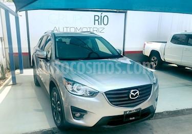 Foto venta Auto usado Mazda CX-5 2.0L i Grand Touring (2016) color Plata Sonic precio $295,000