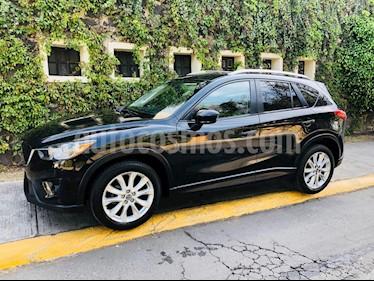 Foto venta Auto usado Mazda CX-5 2.0L i Grand Touring (2015) color Negro precio $228,900