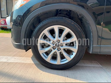 Foto venta Auto usado Mazda CX-5 2.0L i Grand Touring (2015) color Negro precio $259,000