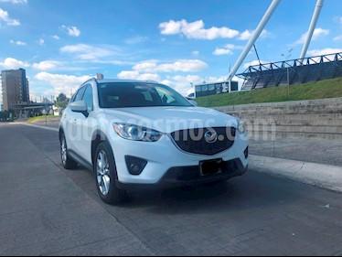 Foto venta Auto Seminuevo Mazda CX-5 2.0L i Grand Touring (2015) color Blanco Cristal precio $240,000