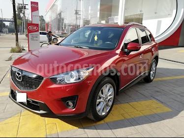 Foto venta Auto Seminuevo Mazda CX-5 2.0L i Grand Touring (2015) color Rojo precio $254,000