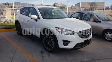 Foto venta Auto usado Mazda CX-5 2.0L i Grand Touring (2016) color Blanco precio $270,000