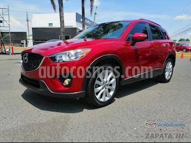 Foto Mazda CX-5 2.0L i Grand Touring usado (2015) color Rojo precio $255,000