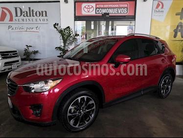 Foto venta Auto usado Mazda CX-5 2.0L i Grand Touring (2016) color Rojo precio $319,000