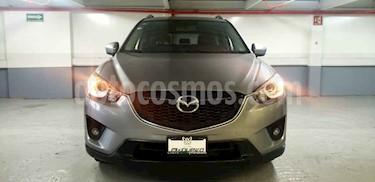 Mazda CX-5 2.0L i Grand Touring usado (2015) color Gris precio $255,000