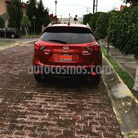 Mazda CX-5 2.0L i Grand Touring usado (2013) color Rojo precio $235,000