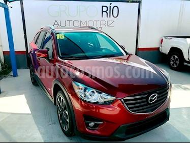 Foto venta Auto usado Mazda CX-5 2.0L i Grand Touring (2016) color Rojo precio $295,000