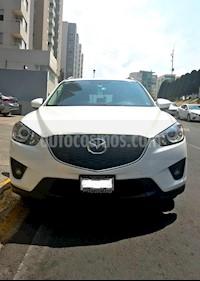 Foto venta Auto usado Mazda CX-5 2.0L i Grand Touring (2014) color Blanco Cristal precio $270,000