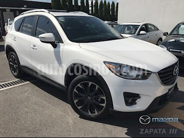 Mazda CX-5 2.0L i Grand Touring  usado (2017) color Blanco Cristal precio $330,000