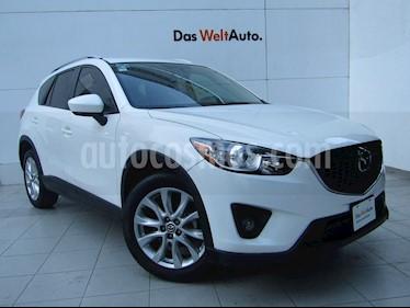 Foto venta Auto usado Mazda CX-5 2.0L i Grand Touring (2014) color Blanco Cristal precio $235,000
