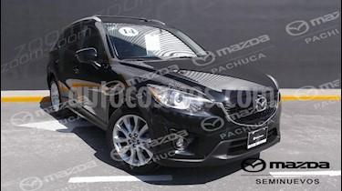 Foto venta Auto Seminuevo Mazda CX-5 2.0L i Grand Touring (2014) color Negro precio $269,000