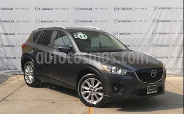 Foto venta Auto usado Mazda CX-5 2.0L i Grand Touring (2014) color Gris Meteoro precio $250,000