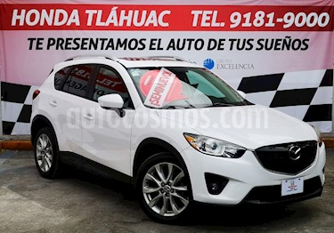 foto Mazda CX-5 2.0L i Grand Touring usado (2014) color Blanco Cristal precio $248,000