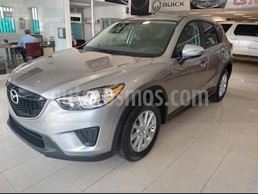 Foto venta Auto usado Mazda CX-5 2.0L i Sport (2015) color Plata precio $239,000
