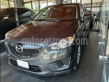 Foto venta Auto usado Mazda CX-5 2.0L i Sport (2015) color Gris Titanio precio $221,000