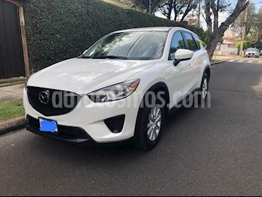Mazda CX-5 2.0L i Sport usado (2014) color Blanco precio $228,000